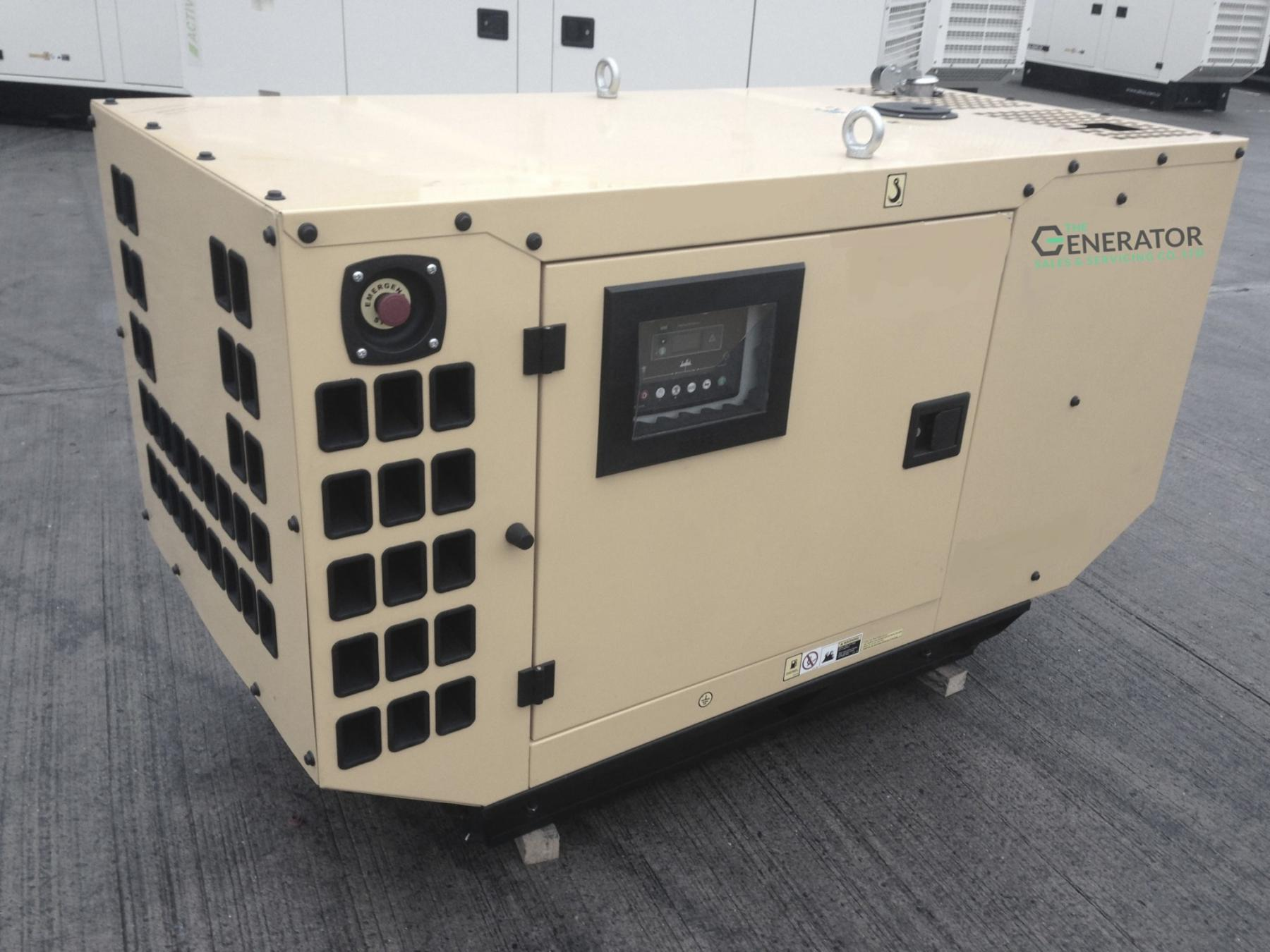 Emergency Standby Generator Generator Sales & Servicing Co