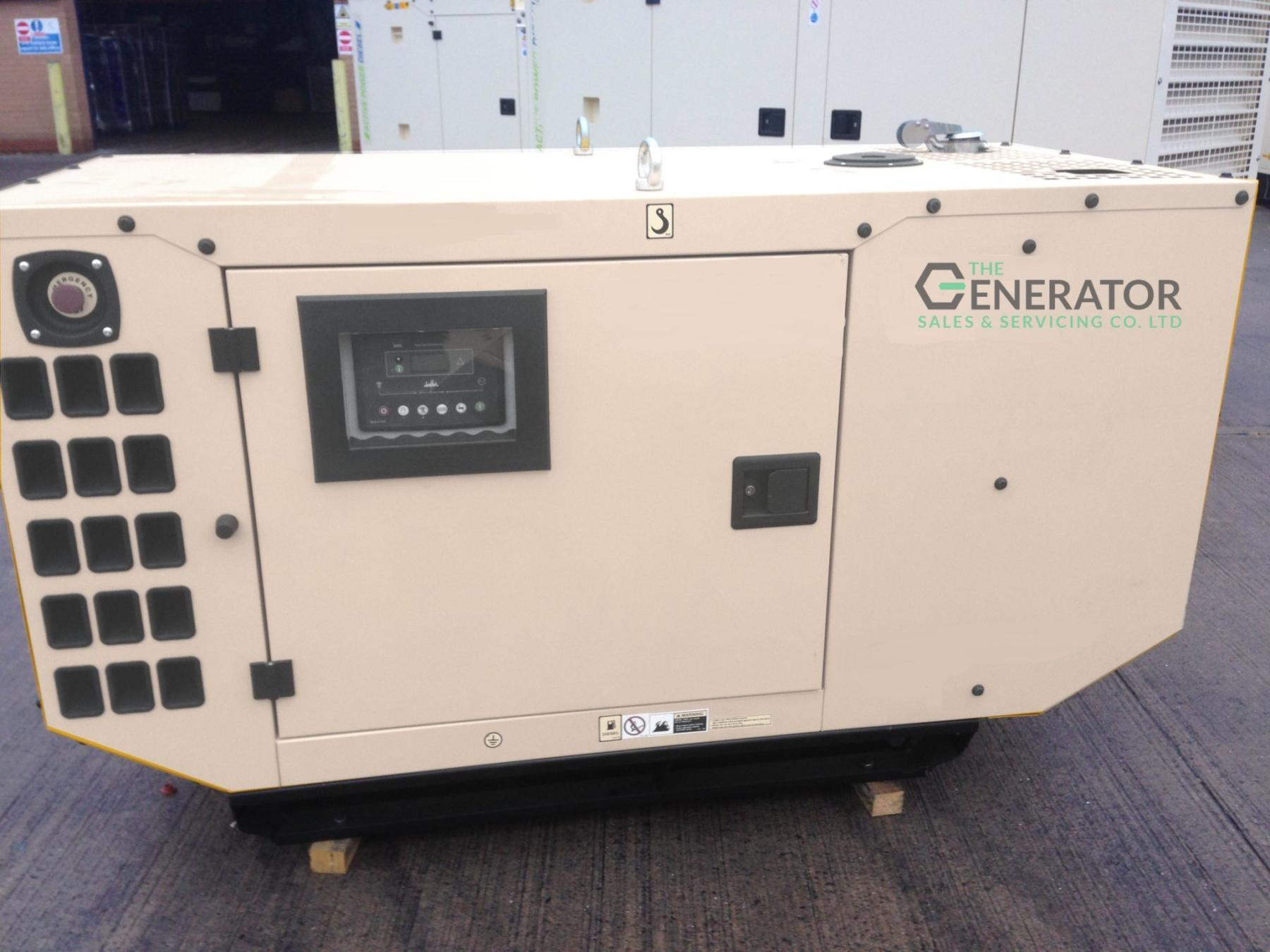 Aksa Generators 20kva single phase Diesel Generator For Sale