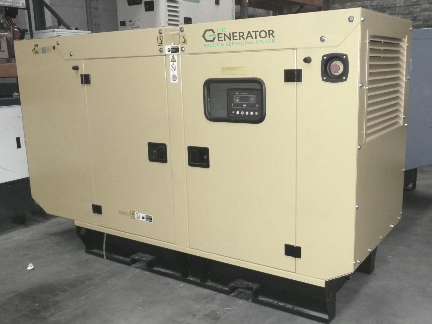 Prime Power Generators designed for Continous Power Requirements