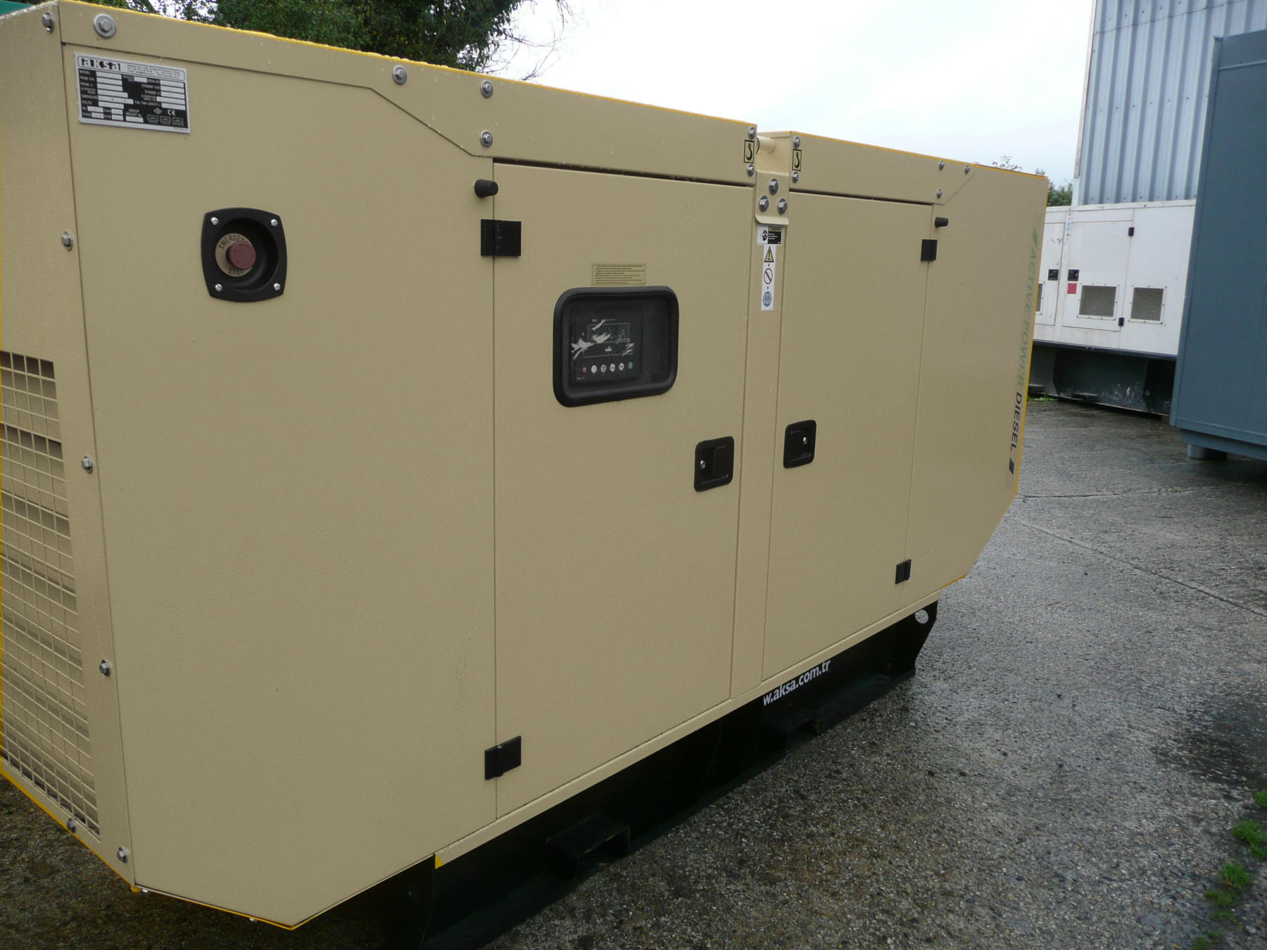 3 phase generators for sale Generator Sales & Servicing Co