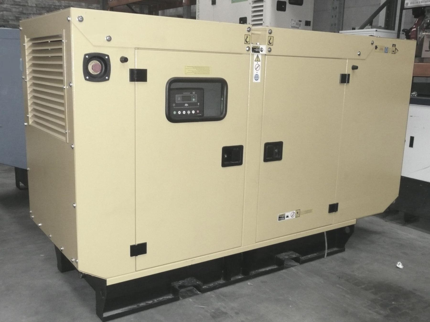 PERKINS DIESEL GENERATOR 165KVA Generator Sales & Servicing Co